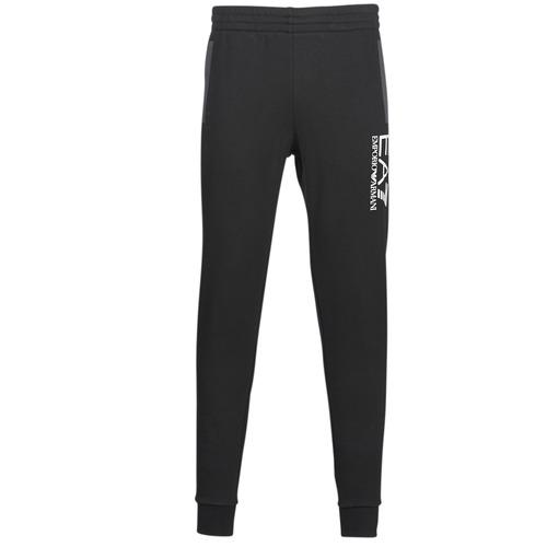 Vêtements Homme Pantalons de survêtement Emporio Armani EA7 TRAIN TRITONAL  M PANTS CH BR Noir   89b709afc2c