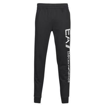Vêtements Homme Pantalons de survêtement Emporio Armani EA7 TRAIN TRITONAL M PANTS CH BR Noir / Blanc