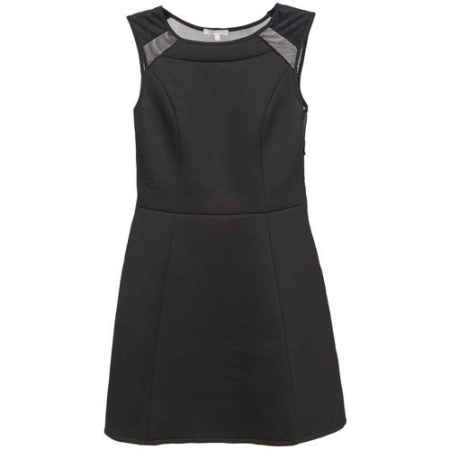 Vêtements Femme Robes courtes Betty London BIJOU Noir
