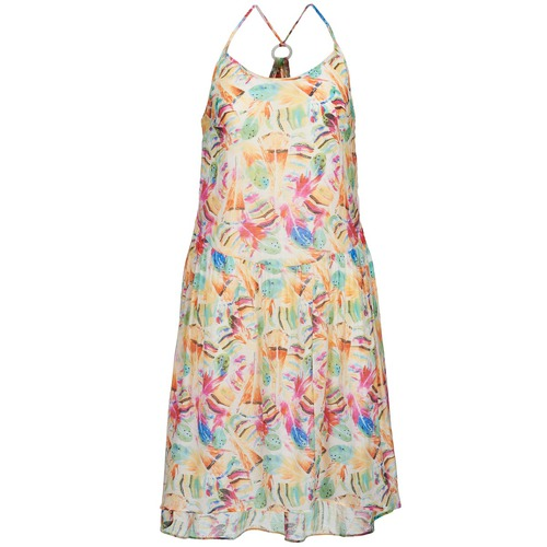 Vêtements Femme Robes courtes See U Soon CAROLINE Multicolore