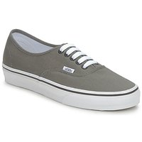 Chaussures Baskets basses Vans AUTHENTIC Gris