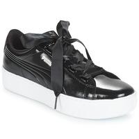 Chaussures Femme Baskets basses Puma VIKKYPFP RIB182 NOIR