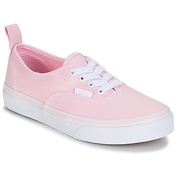 Chaussures Fille Baskets basses Vans UY AUTHENTIC ROSE