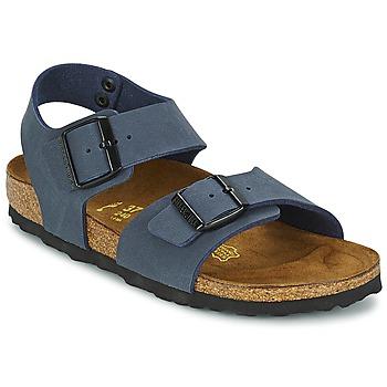 Chaussures Enfant Sandales et Nu-pieds Birkenstock NEW YORK Marine