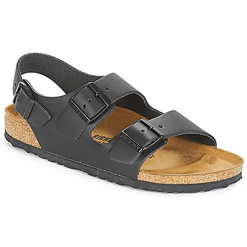 Sandale Birkenstock MILANO PREMIUM Noir