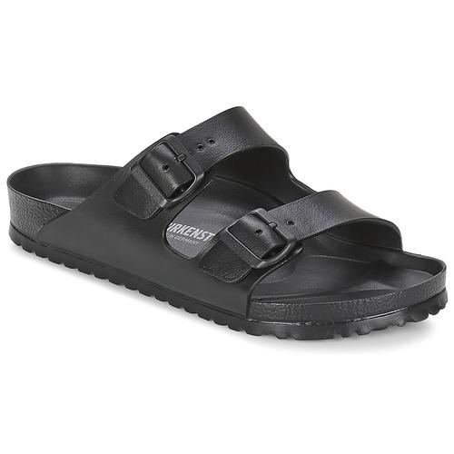 Birkenstock ARIZONA Taupe - Chaussures Mules