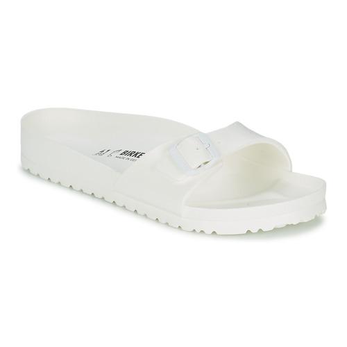 Chaussures Homme Mules Birkenstock MADRID EVA Blanc