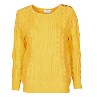 Vêtements Femme Pulls Betty London JEDRO Jaune