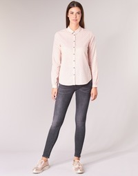Vêtements Femme Pantalons 5 poches Scotch & Soda LA BOHEMIENNE Noir