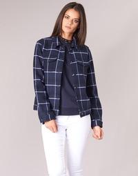 Vêtements Femme Vestes / Blazers Scotch & Soda VELERIANS Marine