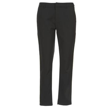 Vêtements Femme Pantalons cargo Maison Scotch ZERATRE Noir / Blanc
