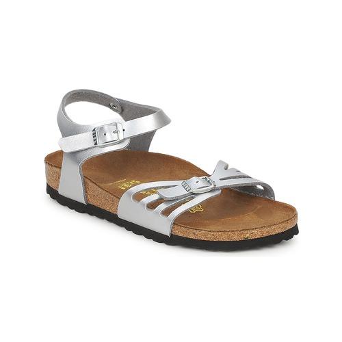 Chaussures Femme Sandales et Nu-pieds Birkenstock BALI Argenté