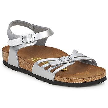 Sandale Birkenstock BALI Argent
