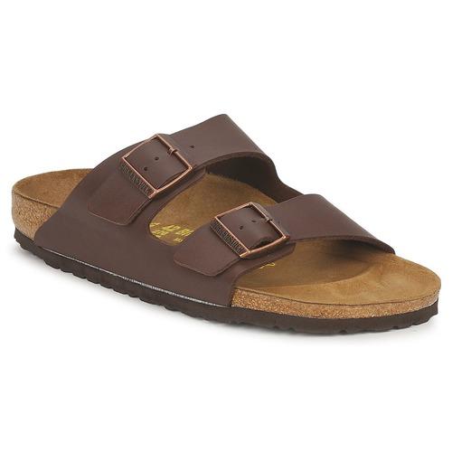 birkenstock arizona marron chaussure pas cher avec chaussures mules 68 95. Black Bedroom Furniture Sets. Home Design Ideas