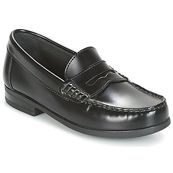 Chaussures Enfant Mocassins Start Rite PENNY 2 Noir