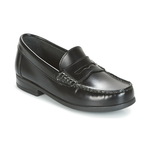 Chaussures Fille Ballerines / babies Start Rite PENNY 2 Noir