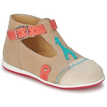 Chaussures Enfant Sandales et Nu-pieds Citrouille et Compagnie GALENE Beige / Taupe