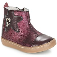 Chaussures Fille Boots GBB LIAT VTE BORDO DPF/2706