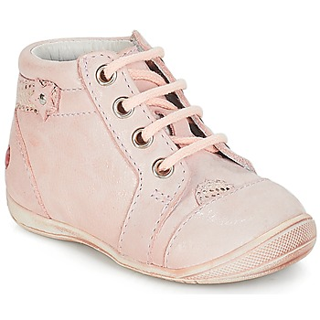Chaussures Fille Boots GBB PRIMROSE VTE ROSE CHAIR DPF/KEZIA
