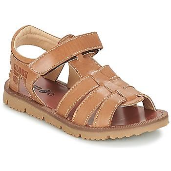 Chaussures Garçon Sandales et Nu-pieds GBB PATHE VTE MARRON DPF/LISBONNA