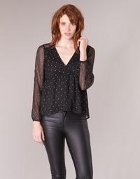 Vêtements Femme Tops / Blouses Betty London JENASQUE Noir