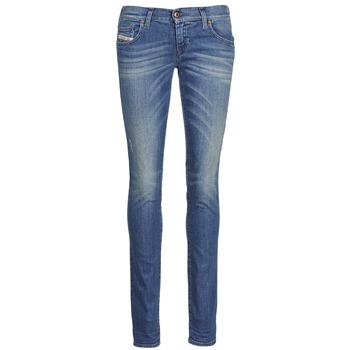 Vêtements Femme Jeans slim Diesel GRUPEE Bleu