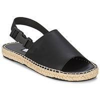 Chaussures Femme Sandales et Nu-pieds Miista STEPH Noir