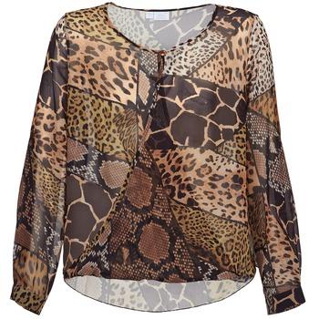 Vêtements Femme Tops / Blouses Alba Moda ANINA Marron