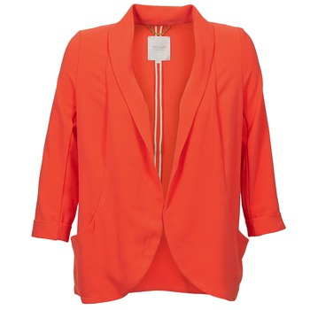 Vêtements Femme Vestes / Blazers Teddy Smith VENUS Rouge