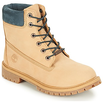 Chaussures Enfant Boots Timberland 6 In Premium WP Boot ICED COFFEE