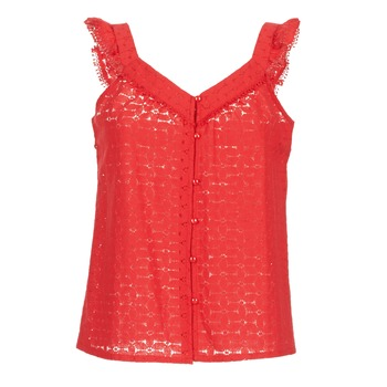 Vêtements Femme Tops / Blouses Betty London KOCLA Rouge