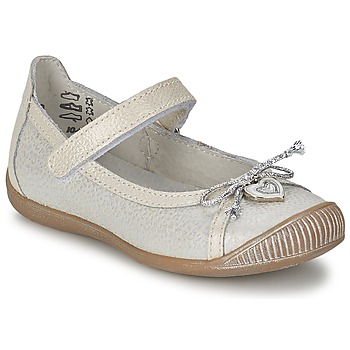Chaussures Fille Ballerines / babies Little Mary SPHERE Blanc