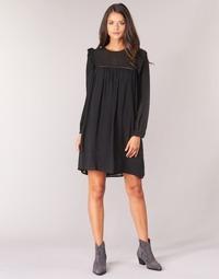 Vêtements Femme Robes courtes Moony Mood BREYAT Noir