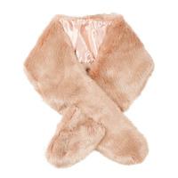 Accessoires textile Femme Echarpes / Etoles / Foulards André CARIBOU Rose