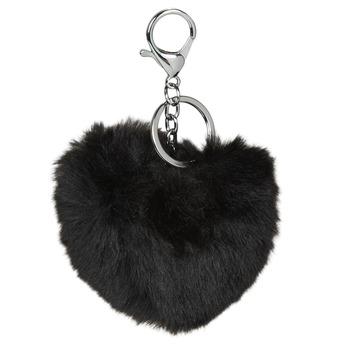 Accessoires textile Femme Porte-clés André HEART Noir