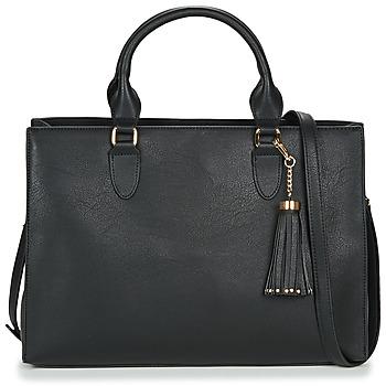 Sacs Femme Cabas / Sacs shopping André LISE Noir