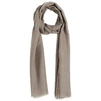 Accessoires textile Femme Echarpes / Etoles / Foulards André ZOLIE Taupe