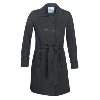 Vêtements Femme Trenchs Betty London JIVELU Noir