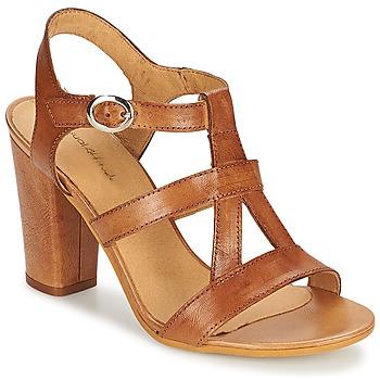 Chaussures Femme Sandales et Nu-pieds Casual Attitude OLILA Marron