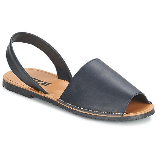 Chaussures Femme Sandales et Nu-pieds So Size LOJA Marine