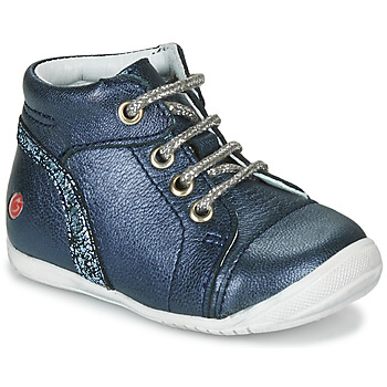 Chaussures Fille Boots GBB ROSEMARIE bleu