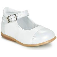 Chaussures Fille Ballerines / babies GBB BELISTO Blanc