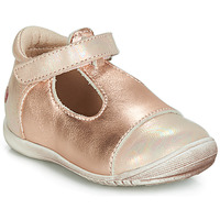 Chaussures Fille Ballerines / babies GBB MERCA Rose gold
