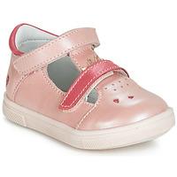 Chaussures Fille Ballerines / babies GBB ARAMA Rose