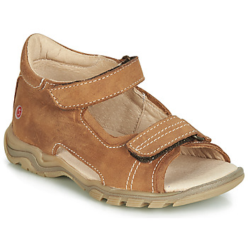 Chaussures Enfant Sandales et Nu-pieds GBB PARMO Marron