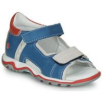 Chaussures Enfant Sandales et Nu-pieds GBB PARMO bleu