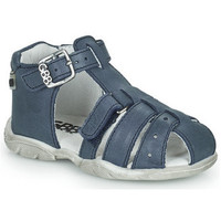 Chaussures Garçon Sandales et Nu-pieds GBB ARIGO Marine