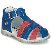 Chaussures Garçon Sandales et Nu-pieds GBB ARIGO BLeu / Rouge