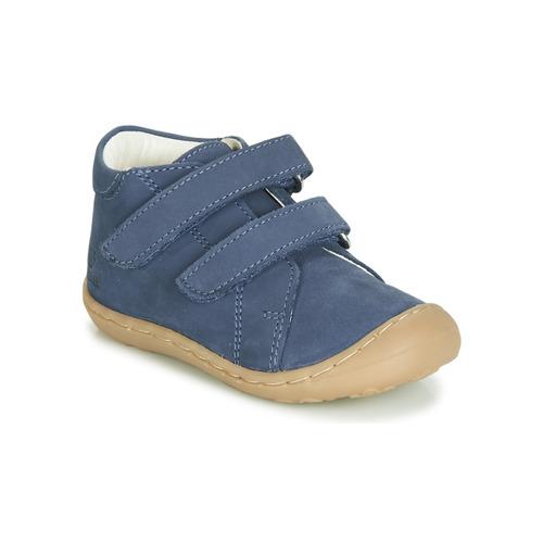 Chaussures Garçon Baskets montantes GBB MAGAZA Bleu