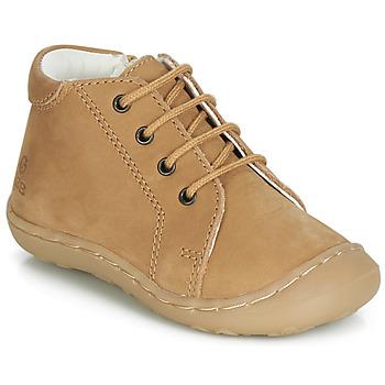 Chaussures Garçon Boots GBB FREDDO Beige